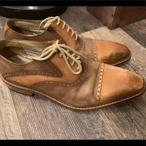 Georgio Brutini Men's 9.5 Leather Shoes